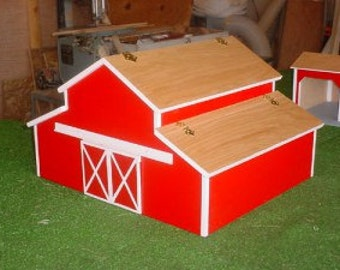 The Freier Barn.
