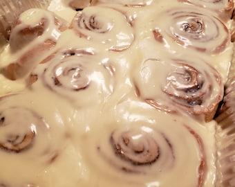 Original Jumbo Cinnamon Roll