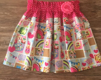 Shopkins Skirt