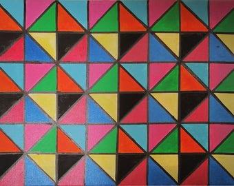Non-Regular Tessellation 101 (# NRT_101_SC)