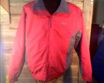 Men's Vintage Cabelas Nylon Winter Jacket, size Med., Mens Winter Jackets, Cabelas Winter Jacket, Mens Cabelas Med, Mens Cabelas Coat M