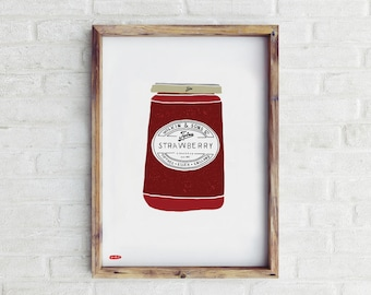 Strawberry Jam - Tiptree