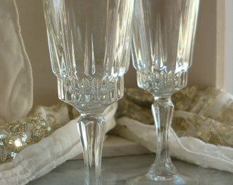 Set of 4 Crystal Sherry or Port Glasses, wedding gift, anniversary gift, birthday gift, for him, for her, housewarming gift, celebrations