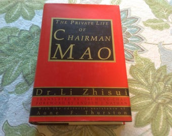 The Private Life of Chairman Mao. 194 Edition