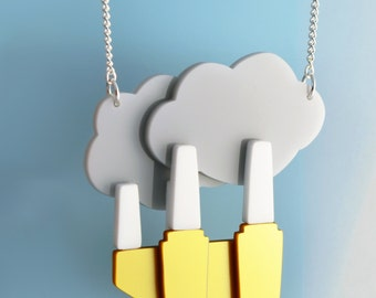 Battersea Power Station Necklace