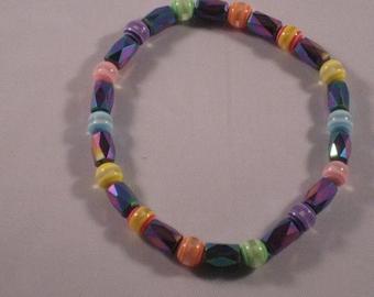 Magnetic Bracelet - Rainbow