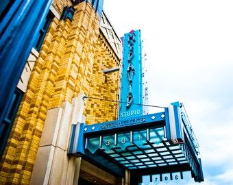 Fort Worth Texas - Art Deco - Architecture - Building - McDavid Studio