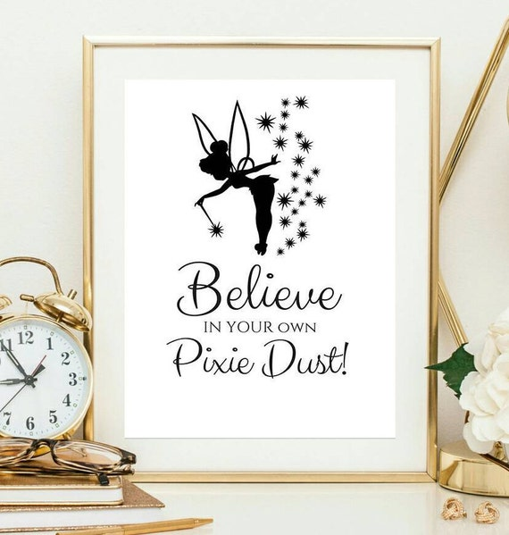 Tinkerbell tinker bell peterpan peterpan quote peter pan like this item voltagebd Choice Image