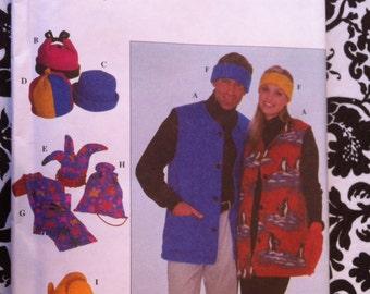 Simplicity pattern 8394 - outerwear set