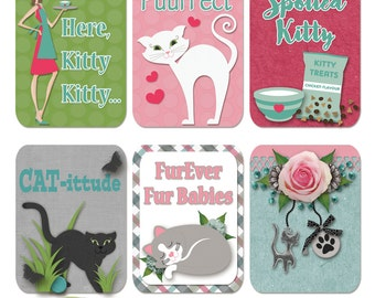 The PuurFect Kit Cute Cards