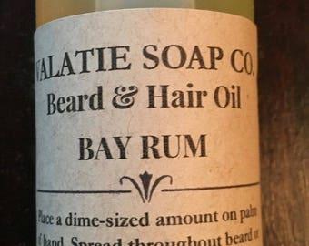 Bay Rum Beard Oil