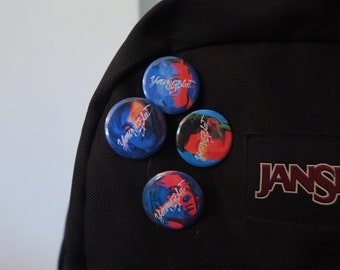 5 seconds or summer YoungBlood buttons