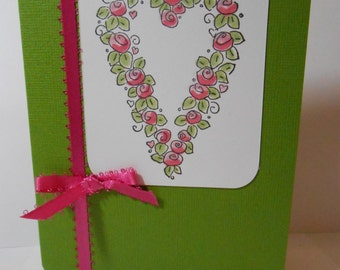 Love Inspired Greeting Card