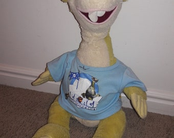 Used Build A Bear Sloth from ICE AGE