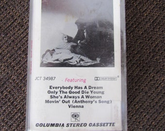 Billy Joel The Stranger Cassette Tape 1977 Free Shipping