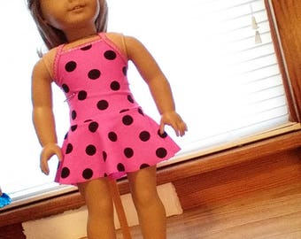 18 inch doll swimsuit