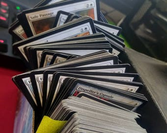 Bulk Magic: the Gathering Cards (By Weight) - White