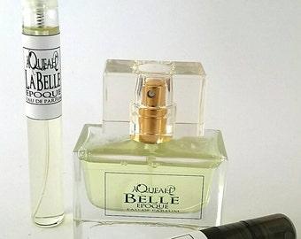 La Belle Epoque Perfume - Eau Da Parfum - Floral Perfume - Womens Fragrance - Bergamot and Freesia  - Artisan Fragrance-mothers gift-wedding