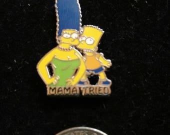 Simpsons Mama Tried pin