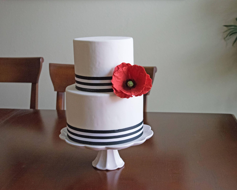 Sugar Cake Decorations Order