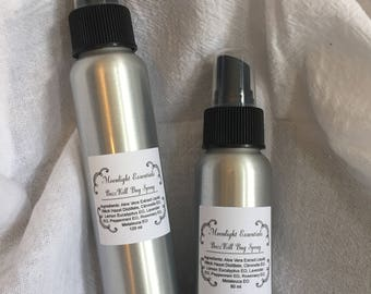 BuzzKill Bug Spray / Aromatherapy / Natural healing / Bug Spray / Natural Insect Repellent