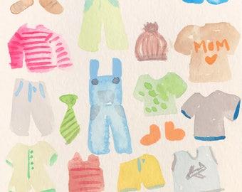 Tiny Boy Clothes