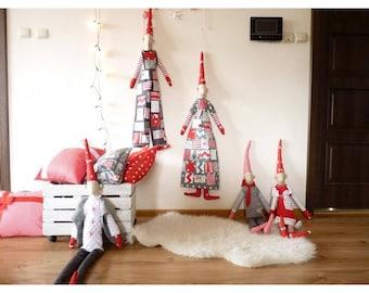 Advent Calendar - Christmas Advent - Advent - Gnome - Maileg - for kids - sewing advent calendar