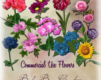 Commercial Use Flowers