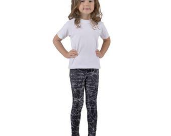 Kid's leggings Math Edition