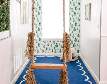 Indoor Designer Swing