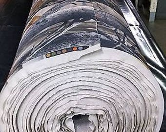 """XD3 True Timber Camouflage Auto Headliner Camo Fabric 3/16""""  Foam Back By The Yard"""