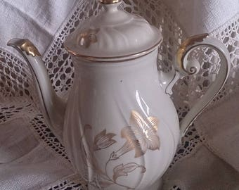 Seltmann Weiden Wien Coffee can porcelain