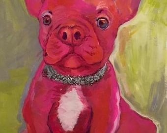 Pet Portraits, Custom Painting