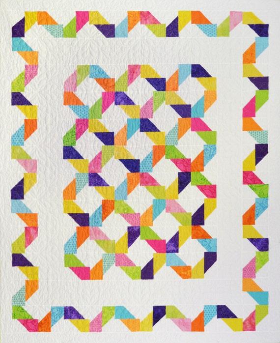 Finleys Fence Quilt Pattern