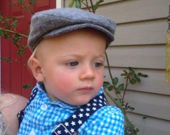 Baby Flat Cap Beret