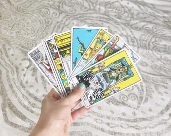 Forgive & Forget Tarot Reading