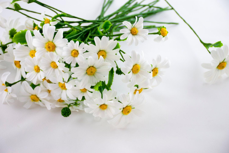Daisy bouquet Artificial flowers Bouquet of flowers Summer flowers ...