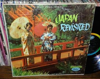 Japan Revisited Vintage Vinyl Record