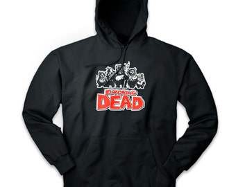 Wife Aunt Zombie Hoodie sweater