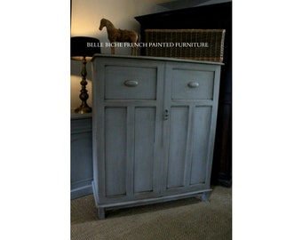 SOLD OUT *****   Handsome Late Edwardian Compactum Wardrobe