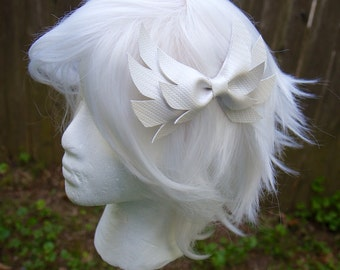 Angel / Wing Hair Bow Clip