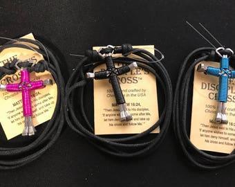 Disciple's Cross Necklaces