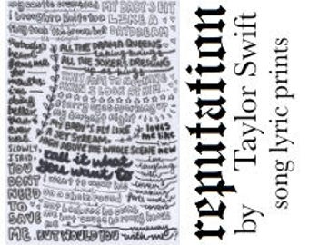 Call It What You Want typography print