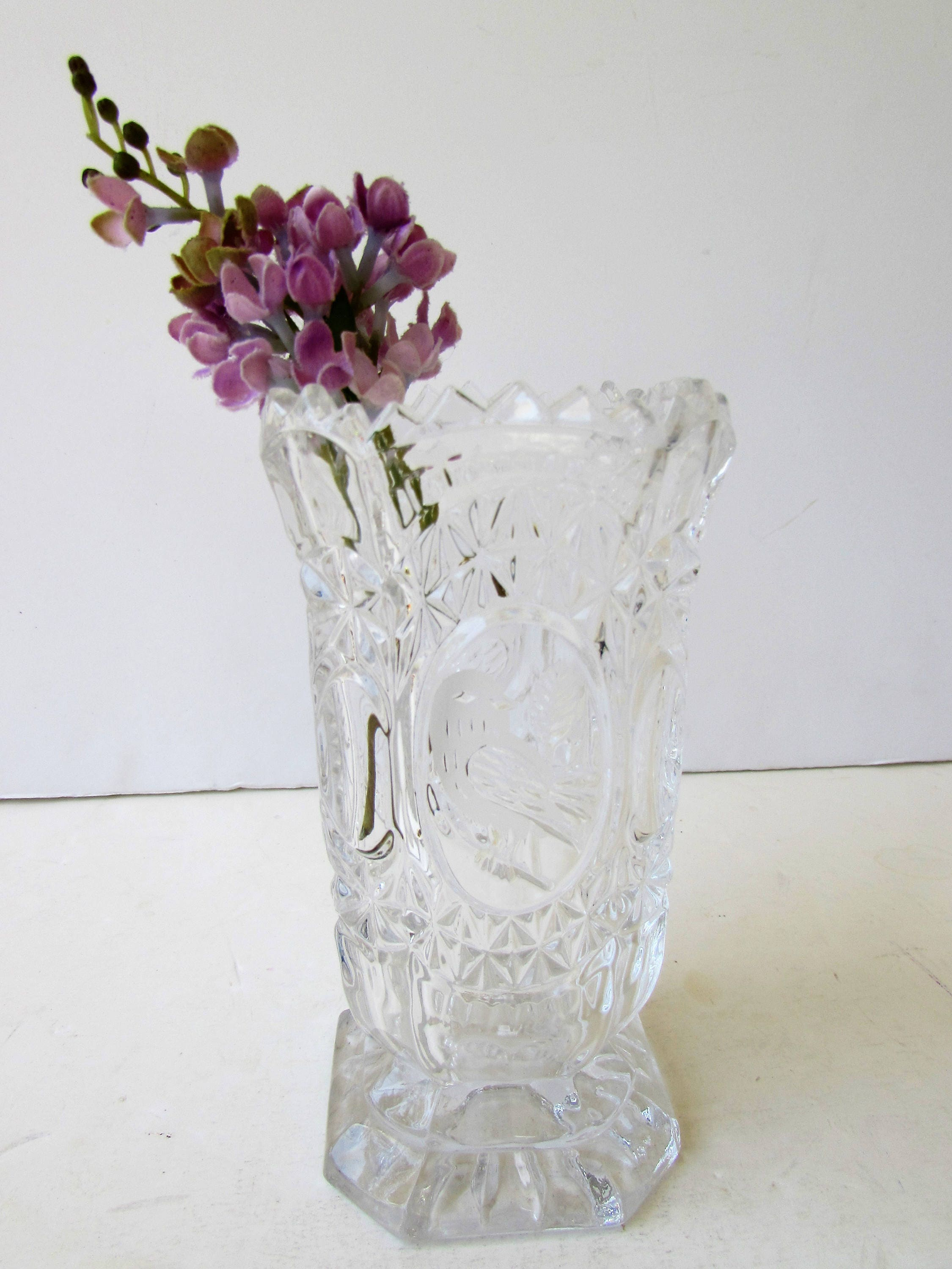 rogaska uk waterford flower in baccarat india ebay africa vases prices crystal black fillers value ebaycomau vase for south sale price