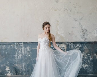 "Wedding dress ""Lucia"""