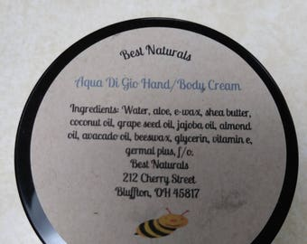 Men's Healing Hand/Body Cream