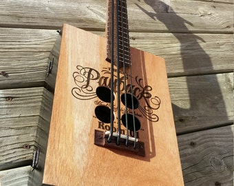 Carltone Big Payback Bass Ukulele