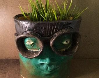 Face Planter - Dark Glasses