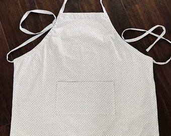 Apron with Conversion Chart
