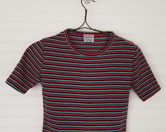 Vintage 1960s Knit Shirt